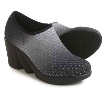 Zee Alexis Prather Wedge Shoes (For Women) in Black Ombre - Closeouts