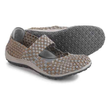 Zee Alexis Sammi Mary Jane Shoes (For Women) in Pewter/Bronze - Closeouts