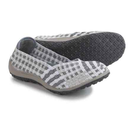 Zee Alexis Spice Shoes - Slip-Ons (For Women) in White Pewter - Closeouts