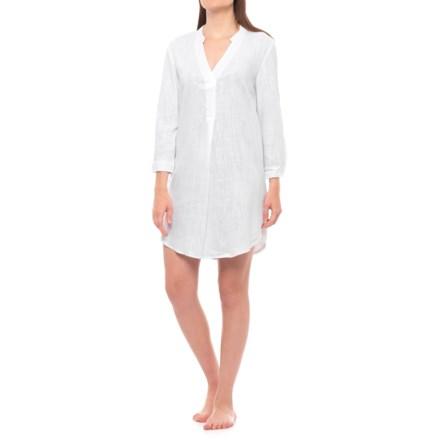 9ededbbe7c1bf Zen Garden Allison Swimsuit Cover-Up - Long Sleeve (For Women) in White