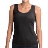 Zena Essentials Stretch Cotton Tank Top  (For Women)