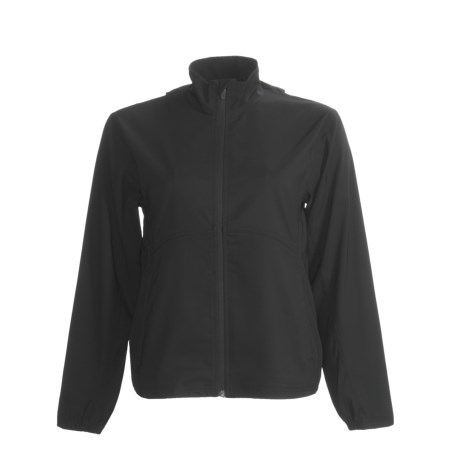 Zero Restriction Backspin Jacket (For Women) in Black