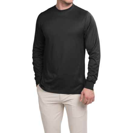 Zero Restriction Basics Z400 T-Shirt - Long Sleeve (For Men) in Black - Closeouts