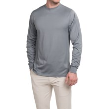 Zero Restriction Basics Z400 T-Shirt - Long Sleeve (For Men) in Thunder - Closeouts