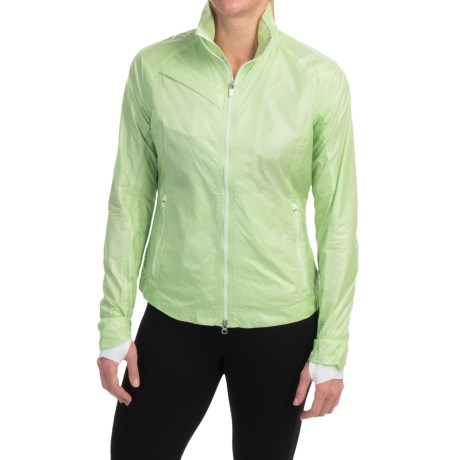 Zero Restriction Darcy Wind Jacket (For Women)