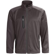 Zero Restriction Highland Jacket (For Men) in Battleship Grey - Closeouts