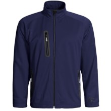 Zero Restriction Highland Jacket (For Men) in Navy - Closeouts
