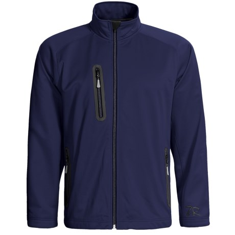 Zero Restriction Highland Jacket (For Men) in Navy