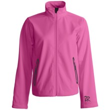 Zero Restriction Highland Jacket - Soft Shell (For Women) in Orchid Pink - Closeouts