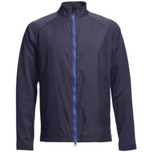 Zero Restriction Hybrid Medalist Jacket (For Men) in Deep Space/Neptune Blue - Closeouts