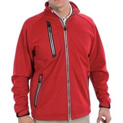 Zero Restriction Knollwood Windstopper® Jacket (For Men) in Ribbon