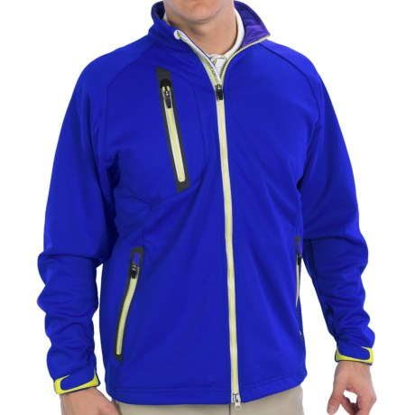 Zero Restriction Knollwood Windstopper® Jacket (For Men) in Ribbon