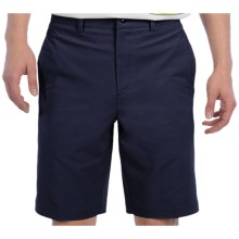 Zero Restriction Links Tech Shorts (For Men) in Navy - Closeouts