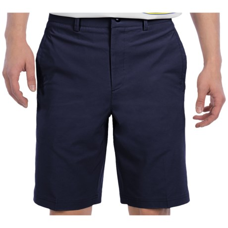 Zero Restriction Links Tech Shorts (For Men) in Navy