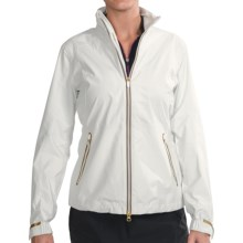 Zero Restriction Waterproof Hybrid Jacket (For Women) in Tusk - 2nds
