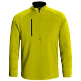 Zero Restriction Z500 Pullover - Zip Neck, Long Sleeve (For Men)