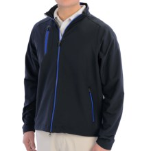 Zero Restriction Z550 Jacket - Soft Shell (For Men) in Black - Closeouts