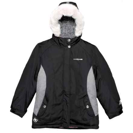 ZeroXposur Carol Systems Jacket - Insulated, 3-in-1 (For Big Girls) in Black - Closeouts
