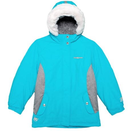 ZeroXposur Carol Systems Jacket - Insulated, 3-in-1 (For Big Girls 4272c942671