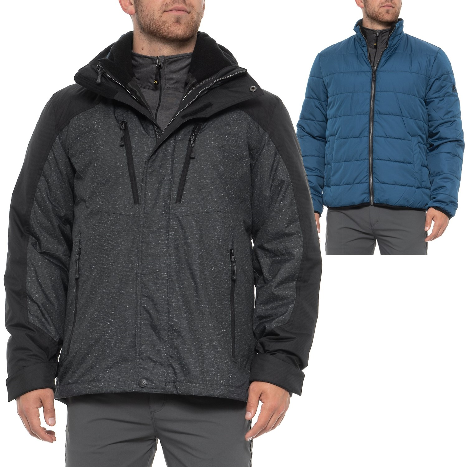 dd4b9df60 ZeroXposur Cobra Systems Jacket - Insulated, 3-in-1 (For Men)