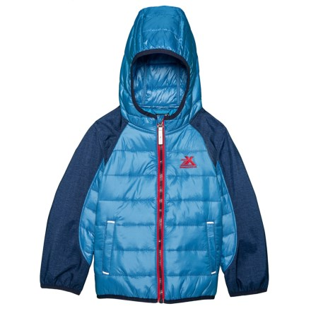 2e1cc177f42b ZeroXposur Deacon Transitional Jacket - Insulated (For Toddler Boys) in  Azure - Closeouts