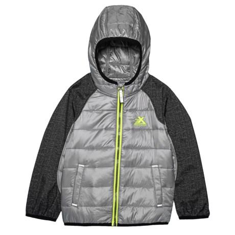 620029e4e ZeroXposur Deacon Transitional Jacket (For Toddler Boys) - Save 80%