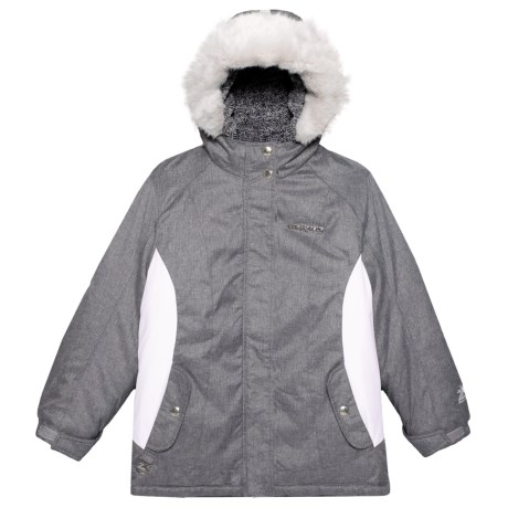 3a82cf229 ZeroXposur Fortuna Systems Jacket (For Big Girls) - Save 63%