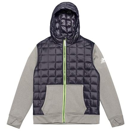 d7391bb4 ZeroXposur Snug Hybrid Jacket - Insulated (For Big Boys) in Nightfall -  Closeouts