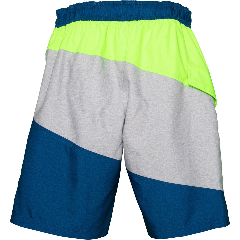 7c78326754 ZeroXposur Summerfest Swim Trunks - UPF 50+, Goggles, Built-In Brief (For  Big Boys)