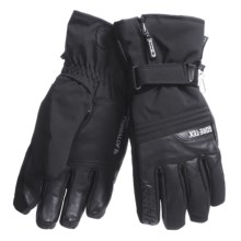 Ziener Gigolo Gore-Tex® Gloves - Waterproof, Insulated (For Men) in Black - Closeouts