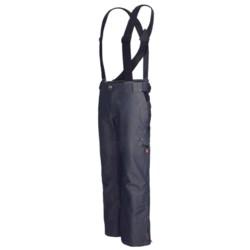 Ziener Taiji Ski Pants - Waterproof, Insulated (For Men) in Denim