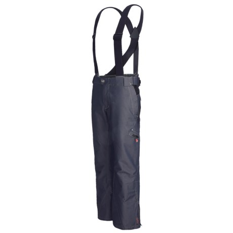 Ziener Taiji Ski Pants - Waterproof, Insulated (For Men) in Denim