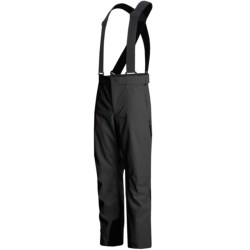 Ziener Termiz Ski Pants - Waterproof, Insulated (For Men) in Black