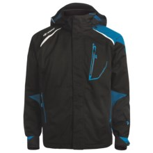 Ziener Toranaga Ski Jacket - Waterproof, Insulated (For Men) in Black - Closeouts