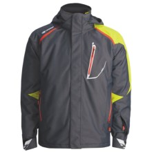 Ziener Toranaga Ski Jacket - Waterproof, Insulated (For Men) in Denim - Closeouts