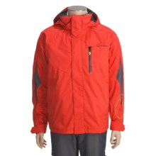 Ziener Toshiki Ski Jacket - Waterproof, Insulated (For Men) in New Red - Closeouts