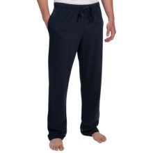 Zimmerli of Switzerland Midweight Loungewear Pants (For Men) in Blue - Closeouts