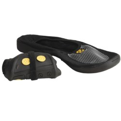 Zinetic Pocket Slippers (For Men and Women) in Black
