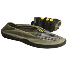 Zinetic Pocket Slippers (For Men and Women) in Olive - Closeouts