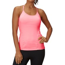 Zobha Lorena Tank Top - Built-In Bra (For Women) in Vintage Pink - Closeouts