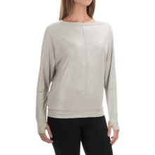 Zobha Parker Shirt - Long Sleeve (For Women) in Vapor Blue - Closeouts