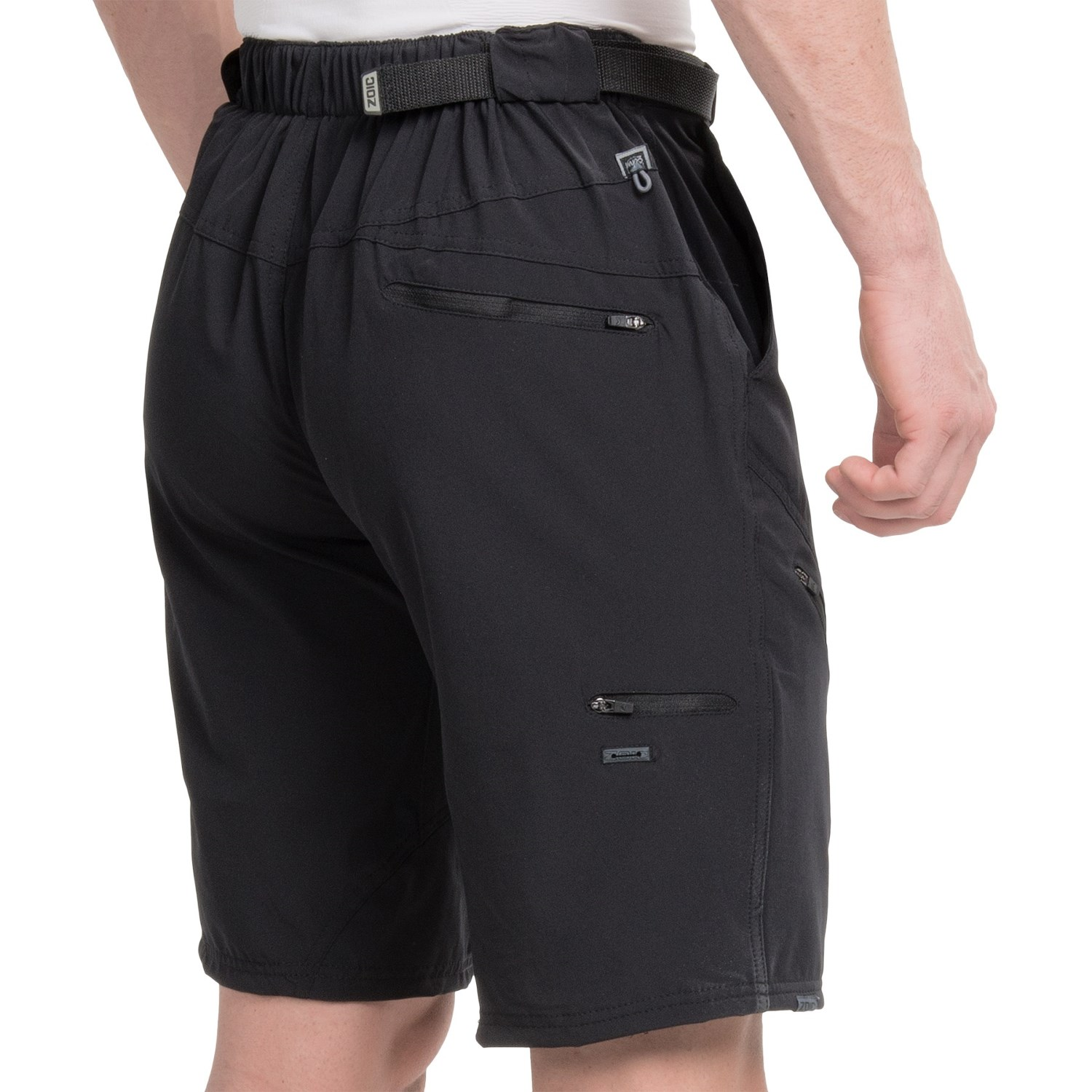 zoic men's bike shorts
