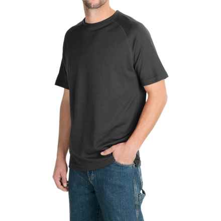 ZOIC Libertee Cycling Jersey - Short Sleeve (For Men) in Black - Closeouts