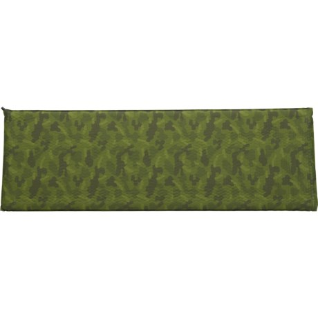 Zonker Air Mattress - Large, Self-Inflating - FURRY CAMO ( )