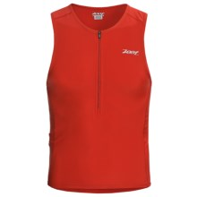 Zoot Sports Active Tri Tank Top (For Men) in Zoot Red - Closeouts