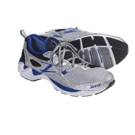 Zoot Sports Advantage 3.0 Cross Training Shoes (For Men) in Shadow/Silver/Classic Blue