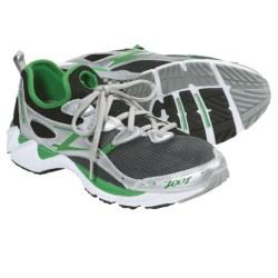 Zoot Sports Advantage WR Running Shoes (For Men) in Duffel/Fern/Silver