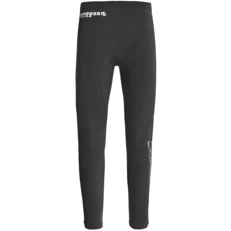 Zoot Sports CompressRx Ultra Tights (For Men and Women) in Black