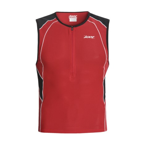 Zoot Sports Endurance Tri Jersey - Sleeveless (For Men)