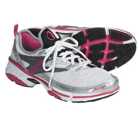 Zoot Sports Energy 3.0 Cross Training Shoes (For Women) in White/Black/Virtual Pink